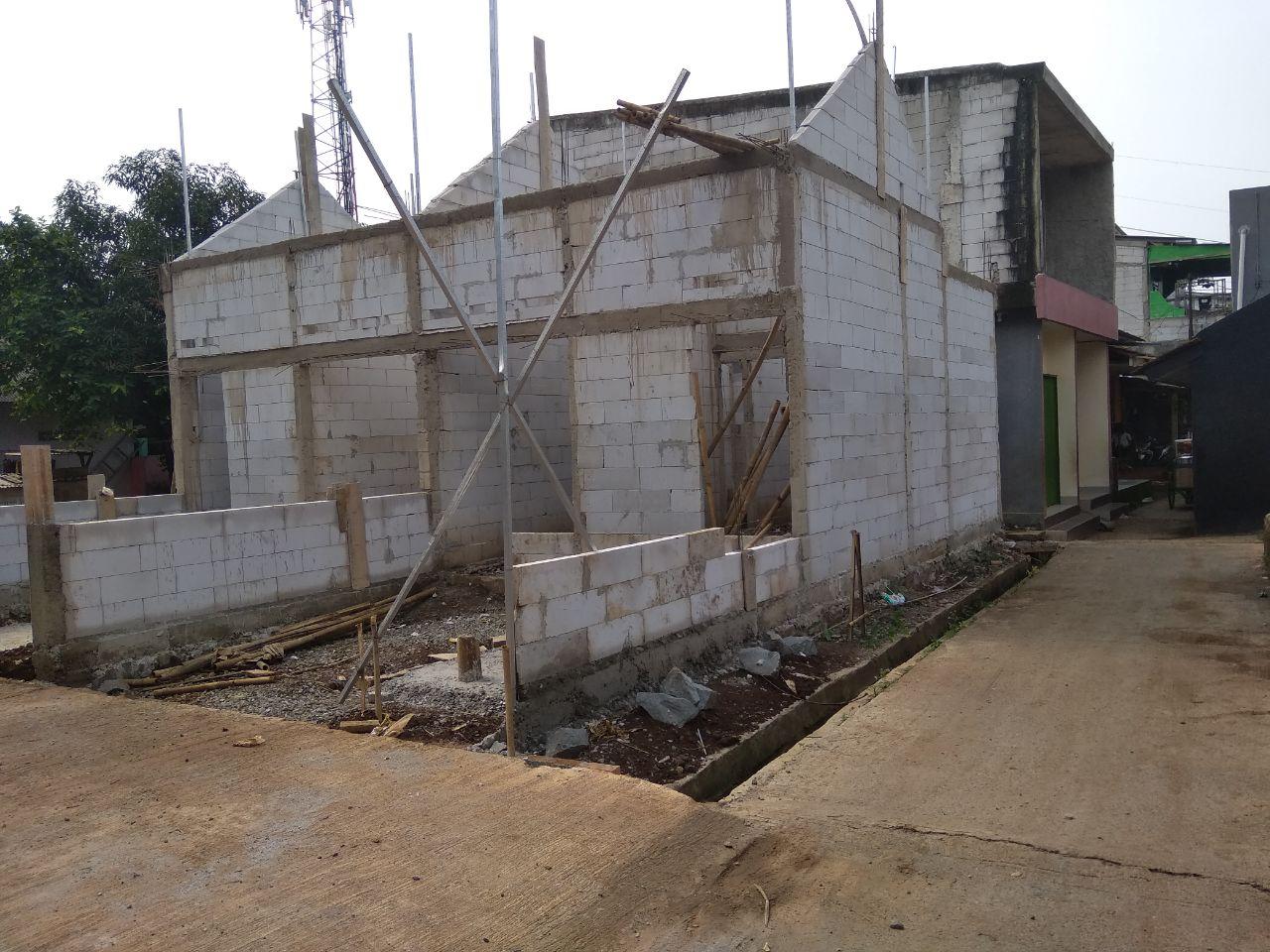 upd progress bangunan